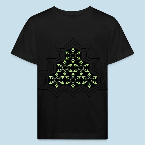 Stern - Kinder Bio-T-Shirt
