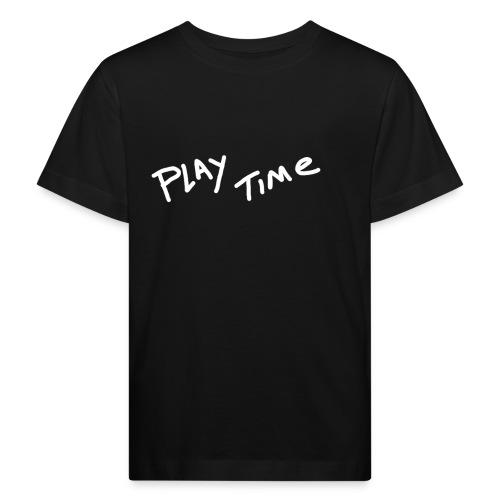 Play Time Tshirt - Kids' Organic T-Shirt