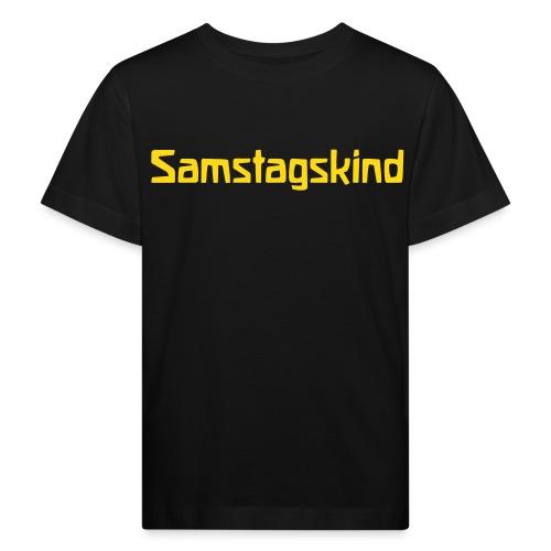 Samstagskind - Kinder Bio-T-Shirt