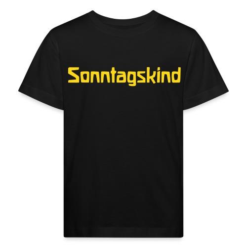 Sonntagskind - Kinder Bio-T-Shirt