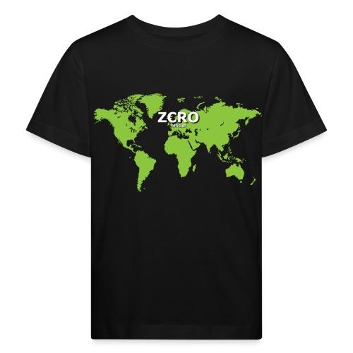 World Z€RO official - Kids' Organic T-Shirt