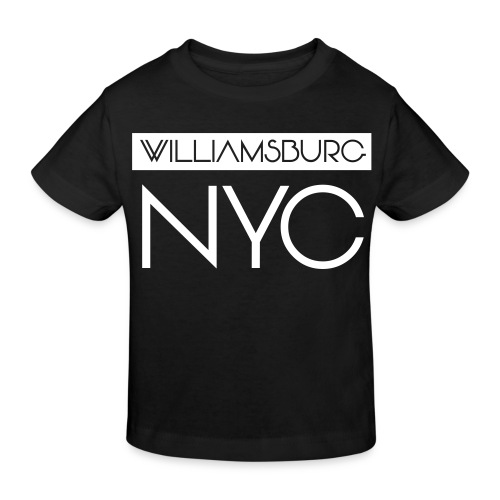 williamsburg - Kids' Organic T-Shirt