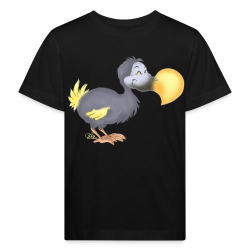 Dropsiger Dodo - Kinder Bio-T-Shirt