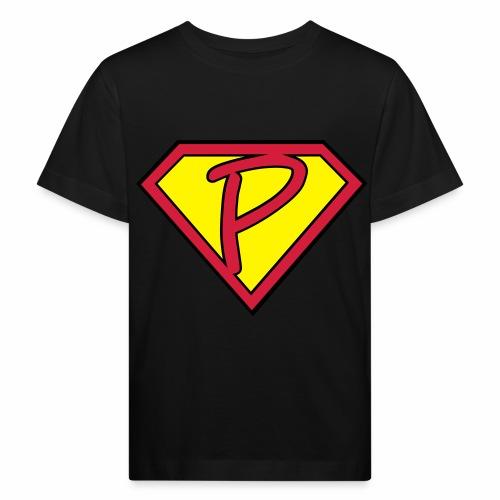 superp 2 - Kinder Bio-T-Shirt