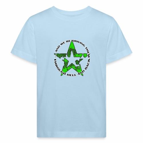 ra star slogan slime png - Kinder Bio-T-Shirt