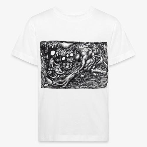 Grendel Mother Dream by Brian Benson - Kids' Organic T-Shirt