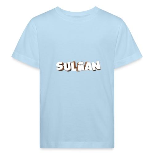 Schrift1 - Kinder Bio-T-Shirt
