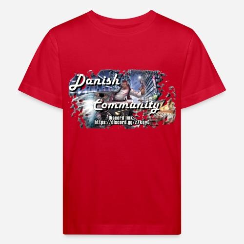 Dansih community - fivem2 - Organic børne shirt