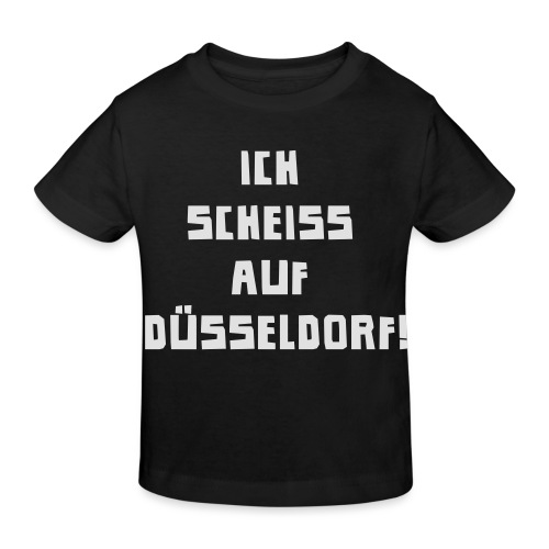 Duesseldorf - Kinder Bio-T-Shirt