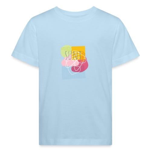 Suntime - Organic børne shirt