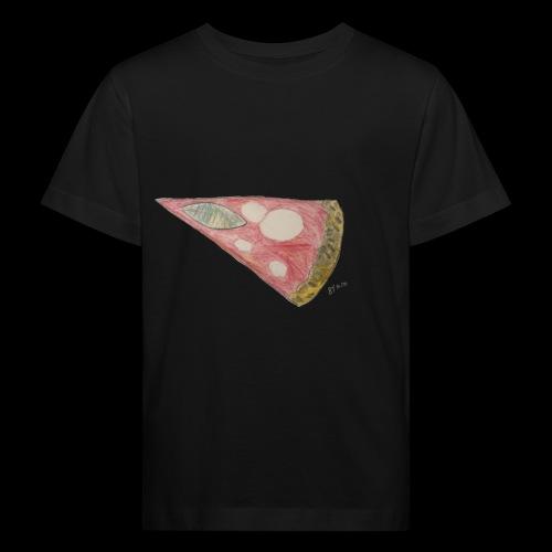 BY TAiTO Pizza Slice - Lasten luonnonmukainen t-paita