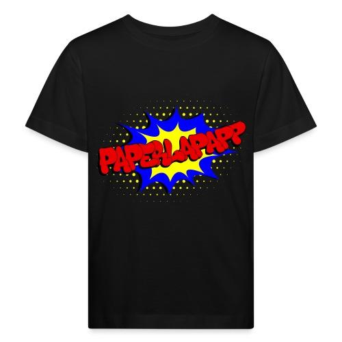 papperlapapp - Kinder Bio-T-Shirt