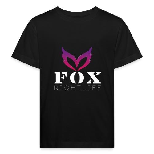 Vrienden van Fox Nightlife - Kinderen Bio-T-shirt