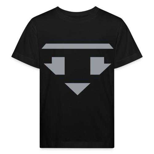 Twanneman logo Reverse - Kinderen Bio-T-shirt