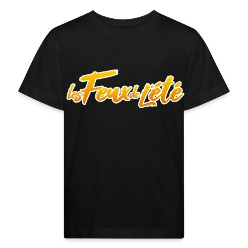 Logo FDE One - T-shirt bio Enfant
