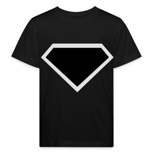 Diamond Black - Two colors customizable - Kinderen Bio-T-shirt