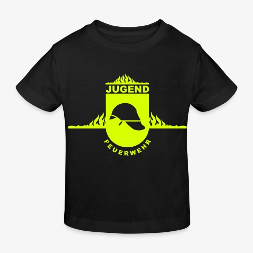 Jugend Feuerwehr - Kinder Bio-T-Shirt