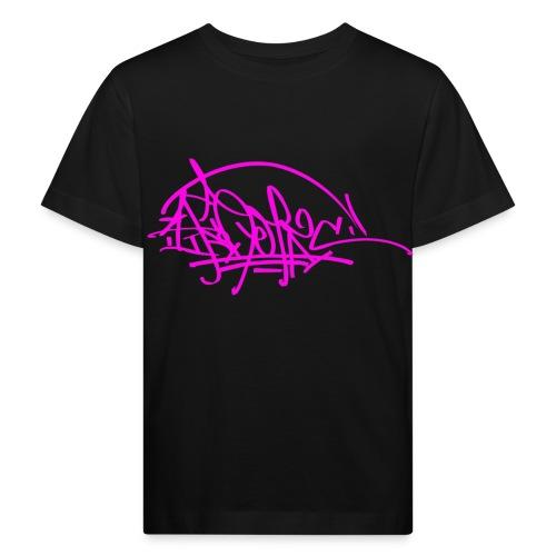 prc ikon rose tag - T-shirt bio Enfant