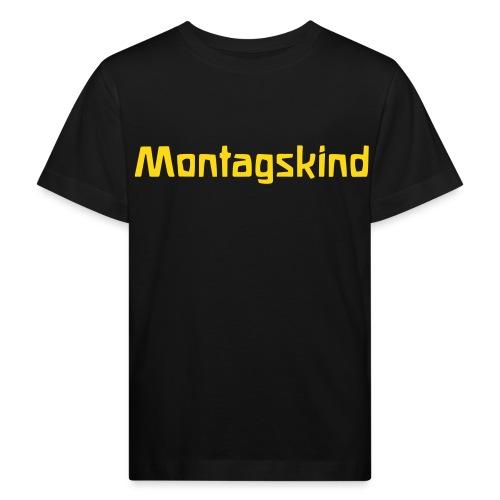 Montagskind - Kinder Bio-T-Shirt