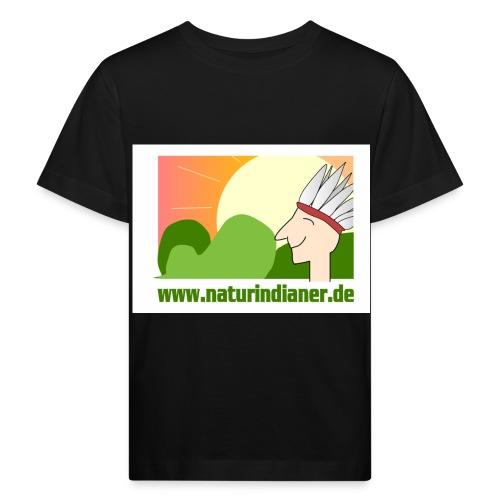fahnenlogo - Kinder Bio-T-Shirt