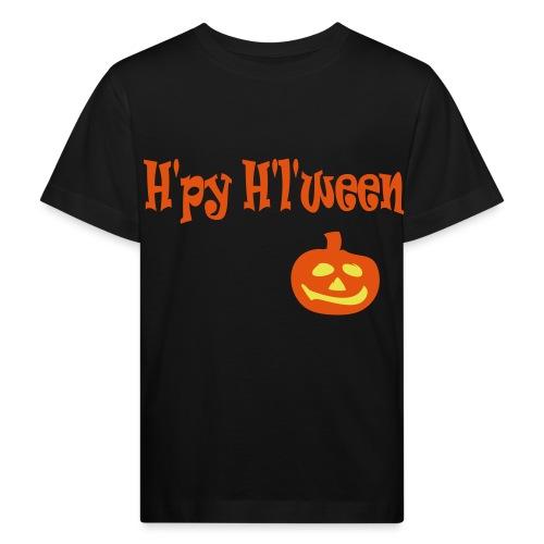 Happy Halloween - Kinder Bio-T-Shirt