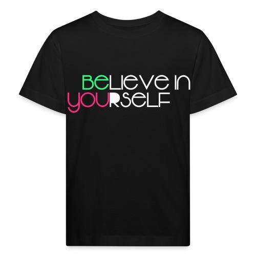be you - Maglietta ecologica per bambini