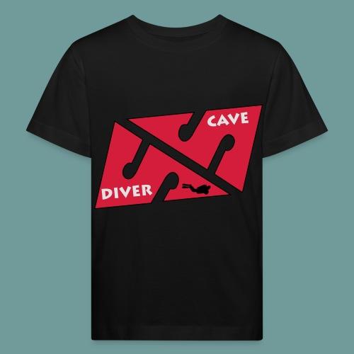 cave_diver_01 - T-shirt bio Enfant