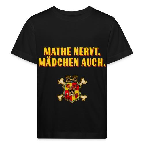 Wappen - Kinder Bio-T-Shirt