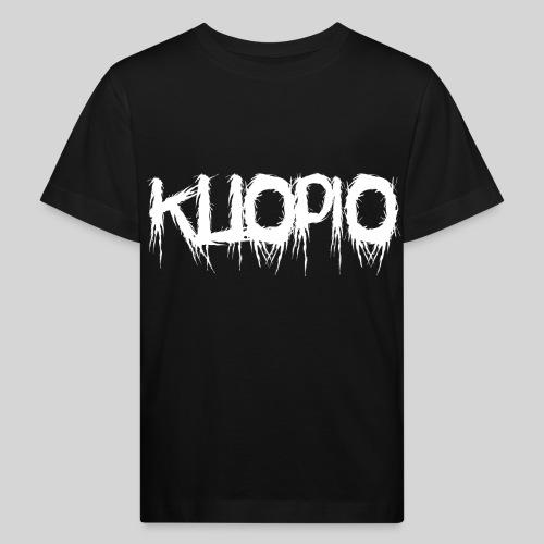 Kuopio - Lasten luonnonmukainen t-paita
