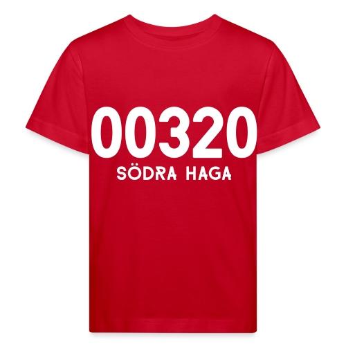 00320 SODRAHAGA - Lasten luonnonmukainen t-paita