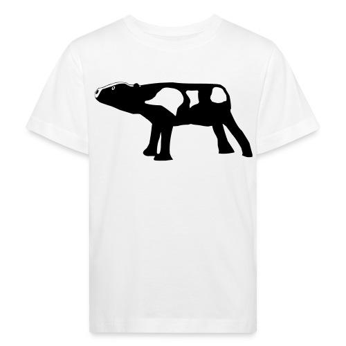 mooing calf - Kids' Organic T-Shirt