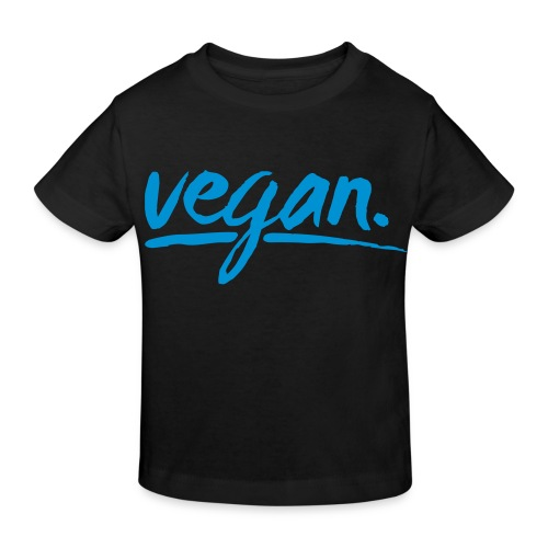 vegan - simply vegan ! - Kinder Bio-T-Shirt