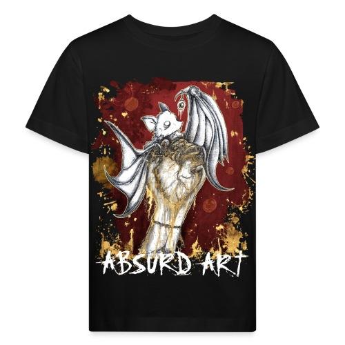 Seifenblasen, von Absurd ART - Kinder Bio-T-Shirt