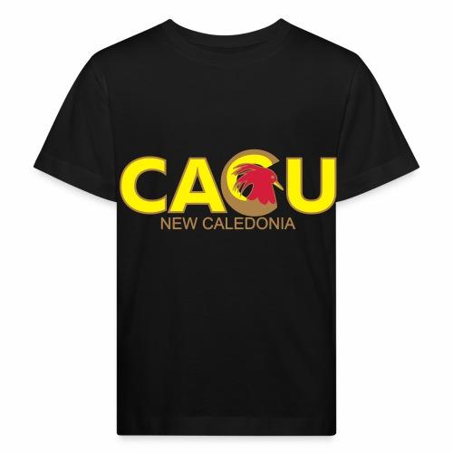 Cagu New Caldeonia - T-shirt bio Enfant