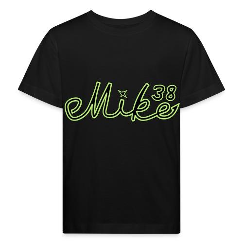 mike38teksti - Lasten luonnonmukainen t-paita