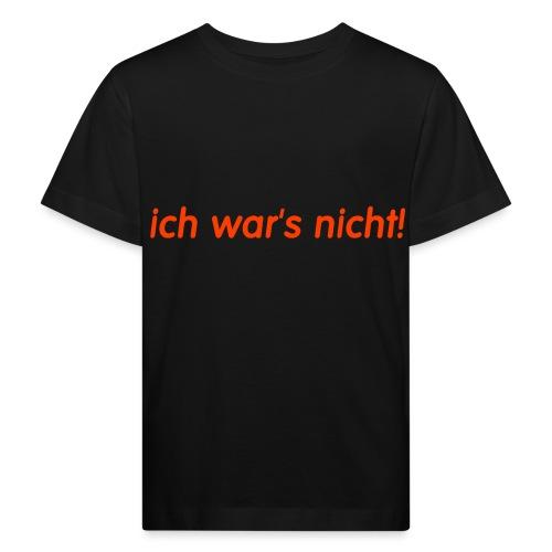Text 004 - Kinder Bio-T-Shirt