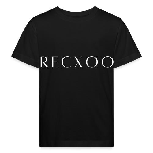 Recxoo - You're Never Alone with a Recxoo - Organic børne shirt