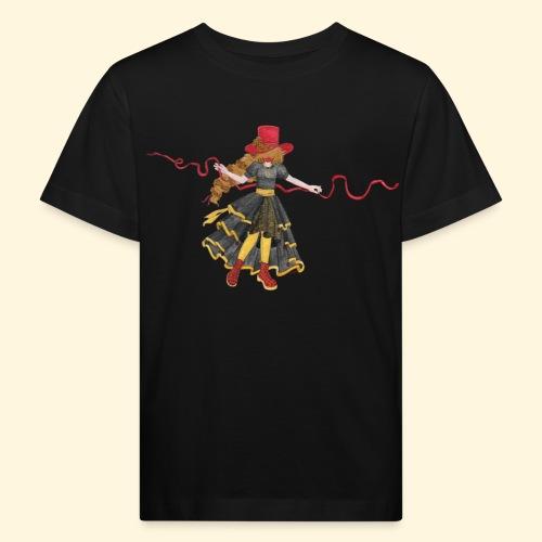 Ladybird - La célèbre uchronaute - T-shirt bio Enfant