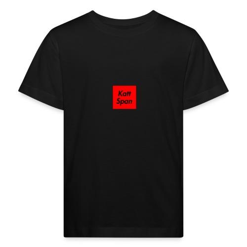 Katt Span - Kids' Organic T-Shirt