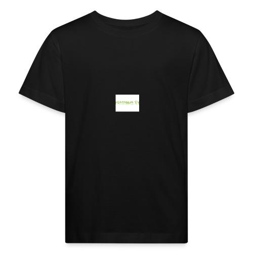 deathnumtv - Kids' Organic T-Shirt