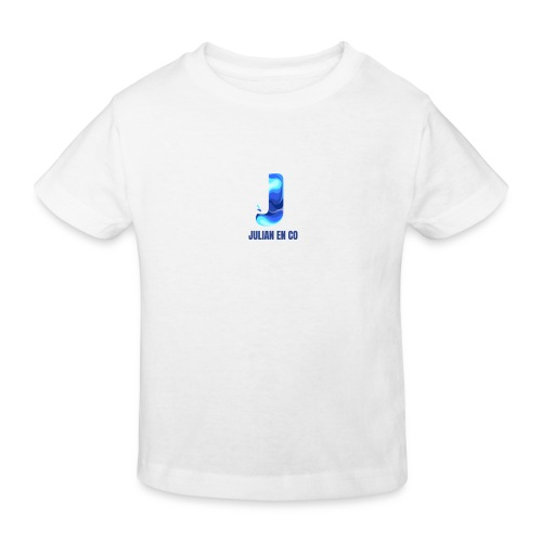 JULIAN EN CO MERCH - Kinderen Bio-T-shirt