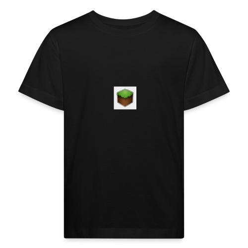 een mooi block - Kinderen Bio-T-shirt