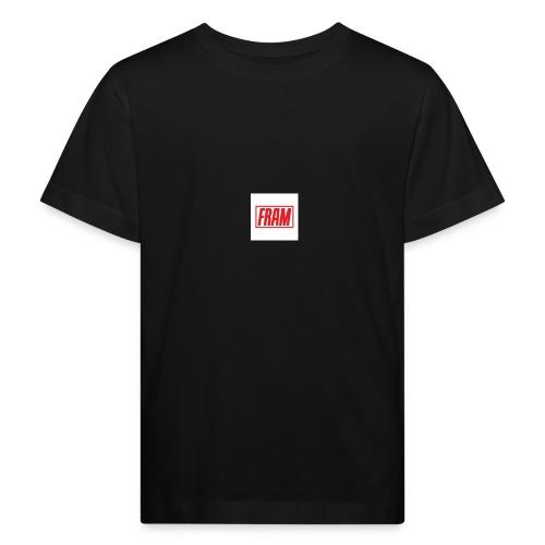 LogoSample ByTailorBrands - Kinderen Bio-T-shirt