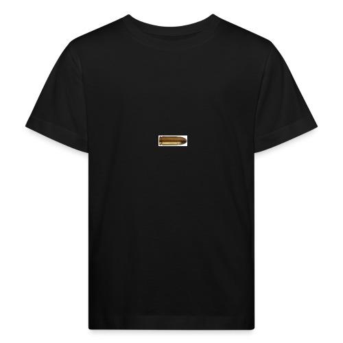 Cartucho - Camiseta ecológica niño