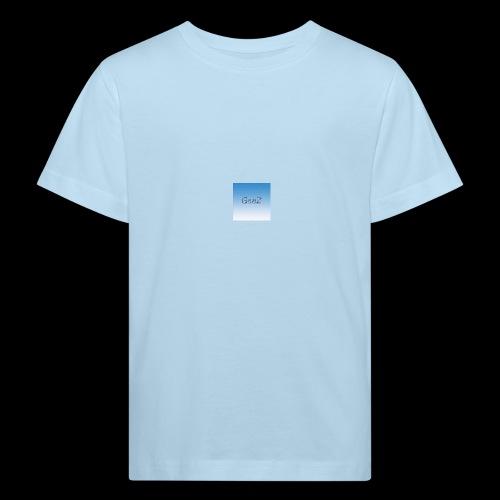 sky blue - Kids' Organic T-Shirt