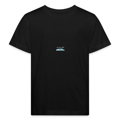 Flat Earth QED - Kids' Organic T-Shirt