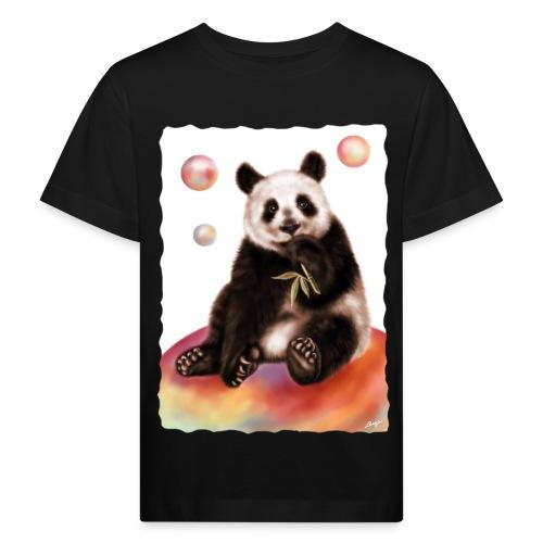 Panda World - Maglietta ecologica per bambini