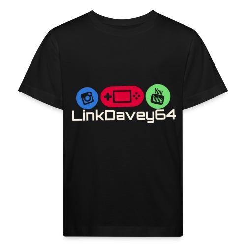 LinkDavey64 - Kinderen Bio-T-shirt