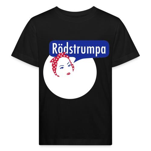 RÖDSTRUMPA 2 - Ekologisk T-shirt barn