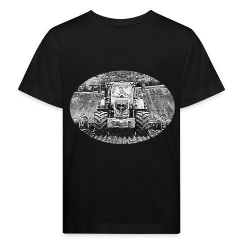 Ackerschlepper - Kinder Bio-T-Shirt